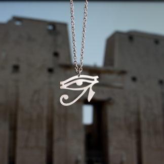 """Pendentif L'Œil d'Horus """"Homme"""""""